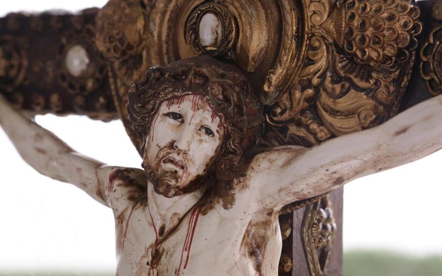 Maria de Jesus Argentinien Liebe Porno