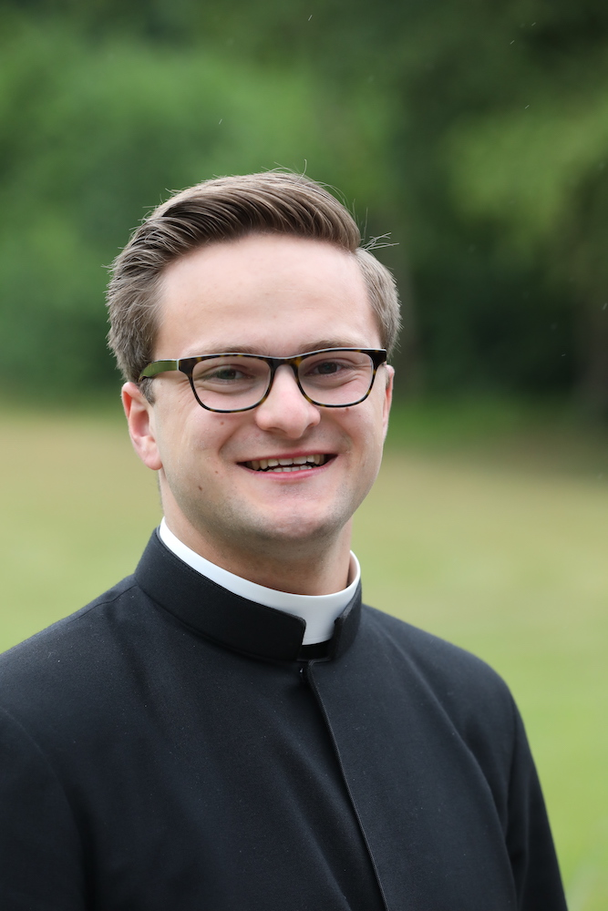 Br. Lukas Nix LC